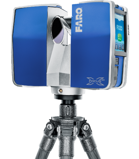 FARO X330 HDR